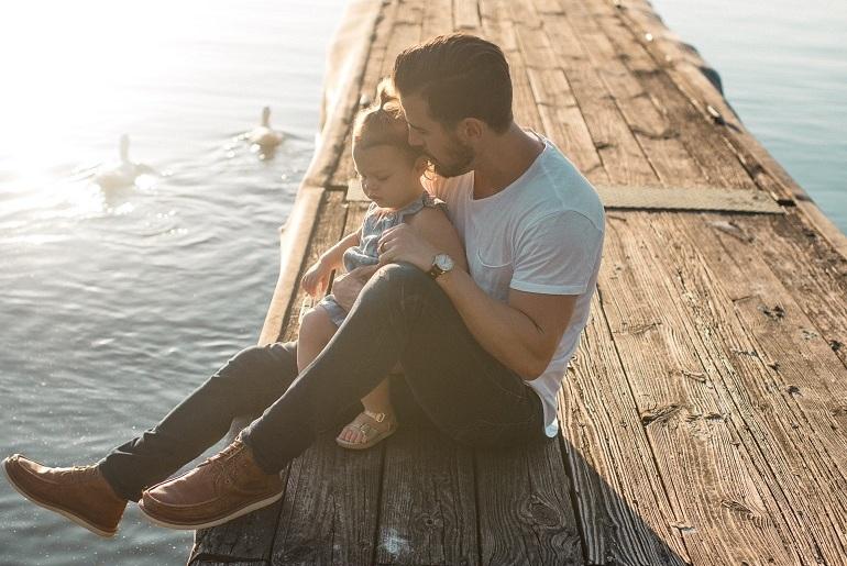 33 zdania, które córka powinna usłyszeć od swojego ojca