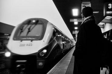 pociąg - zarządzanie czasem