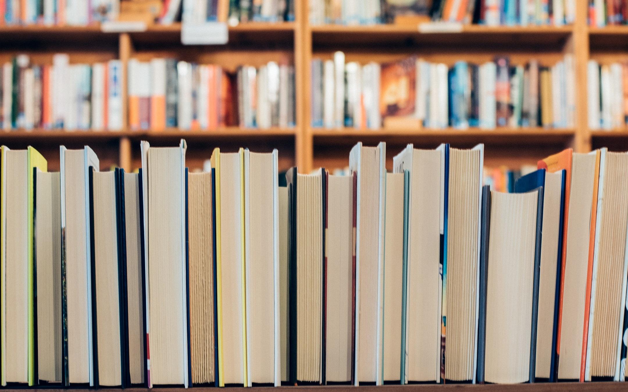 6 książek